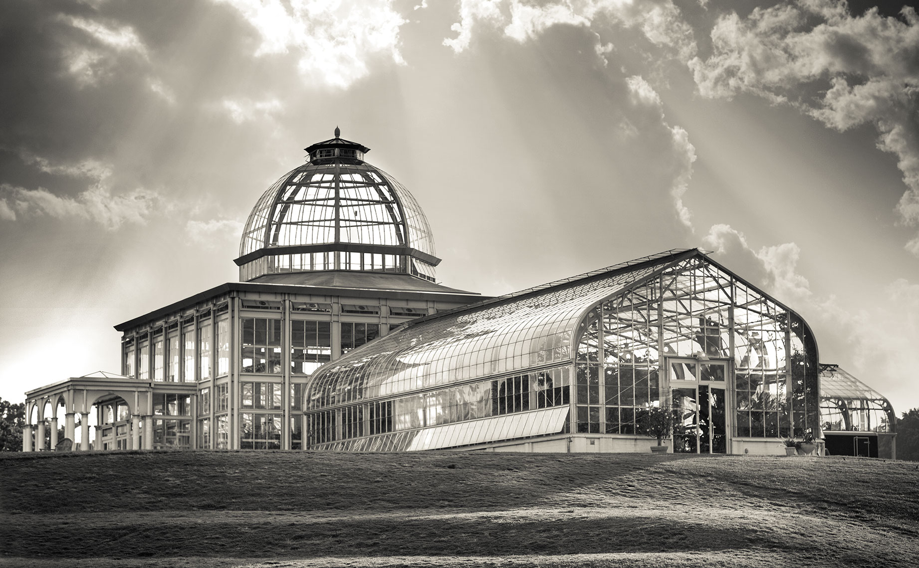 Photography, Photo Illustration and Retouching on Ginter-Conservatory-Richmond-VA