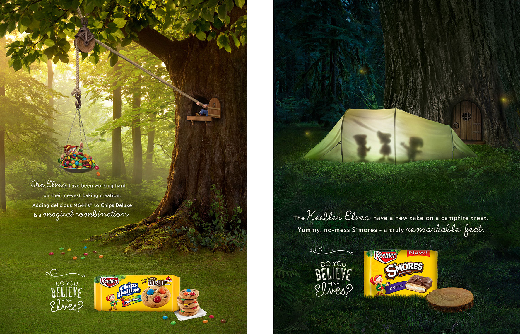 Photography, Photo Illustration, Digital Imaging and Retouching for Leo-Burnette-Keebler_Together
